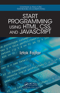 Cover of Start Programming Using HTML, CSS, and JavaScript