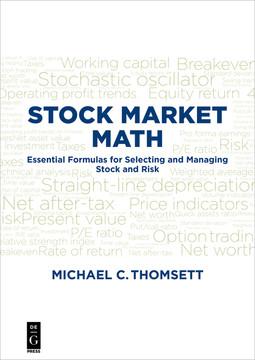 Stock Market Math