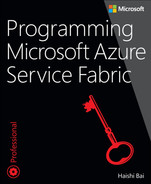 Cover of Programming Microsoft Azure Service Fabric