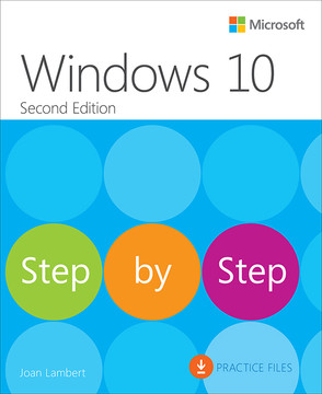 Windows 10 Step by Step, Second Edition