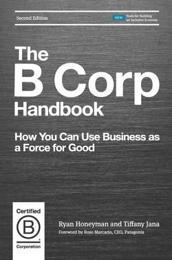 The B Corp Handbook, Second Edition, 2nd Edition