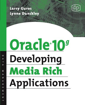 Oracle 10g Developing Media Rich Applications