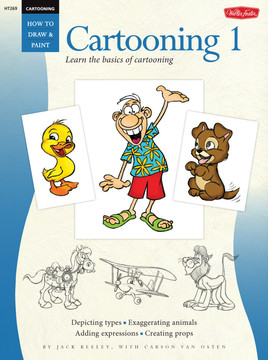 Cartooning: Cartooning 1