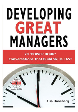 Developing Great Managers 20