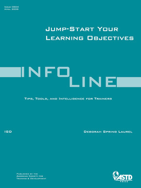 Jump-Start Your Learning Objectives