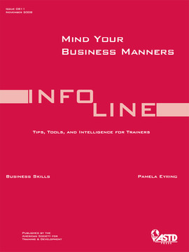 Mind Your Business Manners