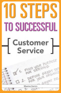 Cover of 10 Steps to Successful Customer Service