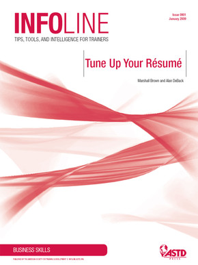 Tune Up Your Resume