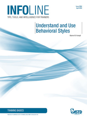 Understand and Use Behaviorial Styles