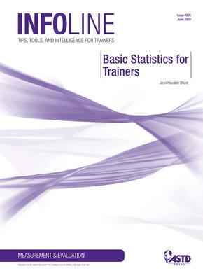 Basic Statistics for Trainers