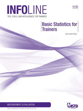 Basic Statistics for Trainers