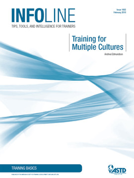 Training for Multiple Cultures