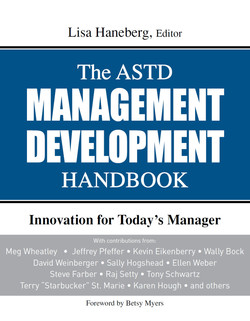 ASTD Management Development Handbook: Innovation for Today's Managers
