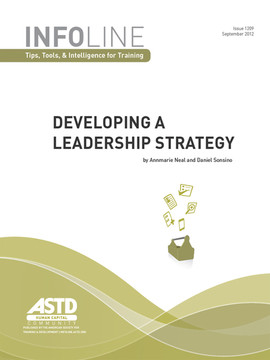 Developing A Leadership Strategy