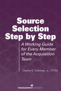 Cover of Source Selection Step by Step