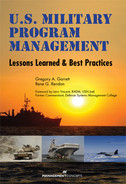 Cover of U.S. Military Program Management