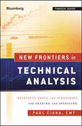 Cover of New Frontiers in Technical Analysis: Effective Tools and Strategies for Trading and Investing