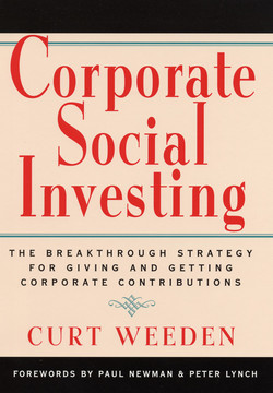 Corporate Social Investing