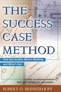 Cover of The Success Case Method