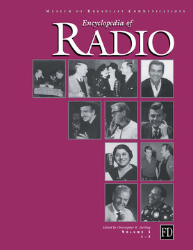 Encyclopedia of Radio