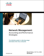 Cover of Network Management: Accounting and Performance Strategies