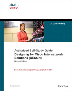 Authorized Self-Study Guide Designing for Cisco Internetwork Solutions (DESGN), Second Edition