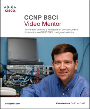 CCNP BSCI Video Mentor (Online Version)