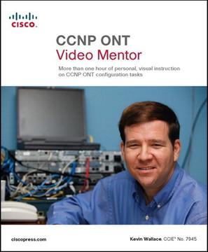 CCNP ONT Video Mentor (Online Version)