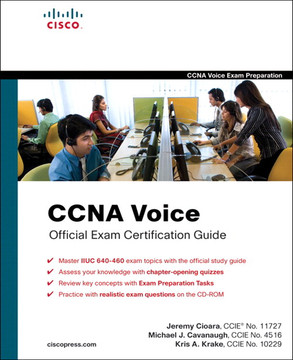 CCNA Voice: Official Exam Certification Guide