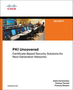 Cover of PKI Uncovered: Certificate-Based Security Solutions for Next-Generation Networks