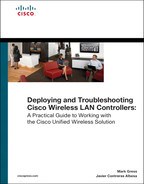 Cover of Deploying and Troubleshooting Cisco Wireless LAN Controllers