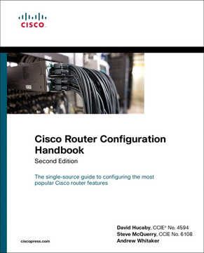 Cisco Router Configuration Handbook, Second Edition
