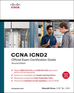CCNA ICND2 Official Exam Certification Guide (CCNA Exams 640-816 and 640-802), Second Edition