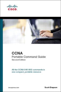 CCNA Portable Command Guide, Second Edition