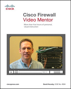 Cisco Firewall Video Mentor (Video Learning)