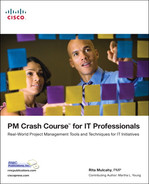 Cover of PM Crash Course™ for IT Professionals