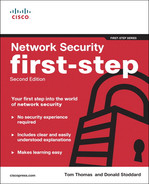 Cover of Network Security First-Step, Second Edition