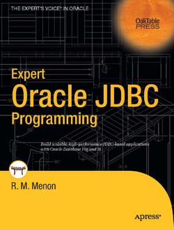 Expert Oracle JDBC Programming