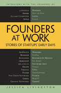 Cover of Founders at Work: Stories of Startups' Early Days