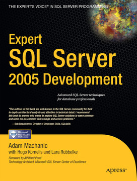 Expert SQL Server 2005 Development