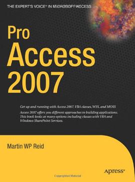 Pro Access 2007