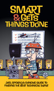 Cover of Smart and Gets Things Done: Joel Spolsky's Concise Guide to Finding the Best Technical Talent