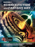 Cover of Masters of Science Fiction and Fantasy Art