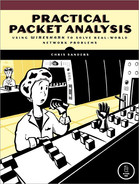 Cover image for Practical Packet Analysis