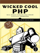 Cover image for Wicked Cool PHP