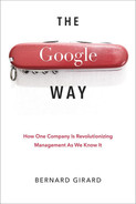 Cover image for The Google Way