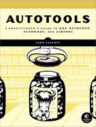 Cover image for Autotools