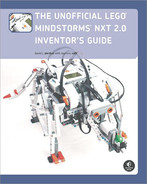 Cover of The Unofficial LEGO MINDSTORMS NXT 2.0 Inventor's Guide, 2nd Edition