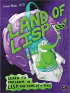 Cover of Land of Lisp