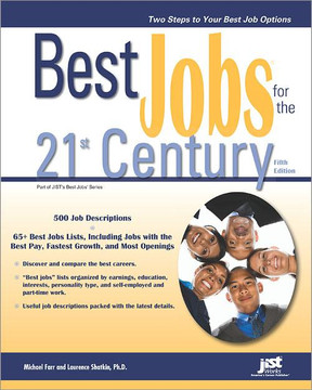 Best Jobs for the 21st Century , 5th Edition
